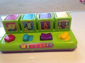 Bruin toddler game