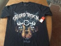 Hard Rock Cafe T-Shirt, Medium. Tokyo. BNWT