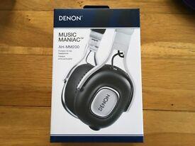 Brand New Denon Headphones