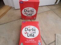 Charlie and Lola DVD complete collection