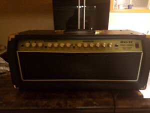 Trade amp  for guitar or bass