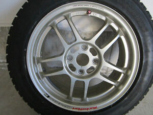 15 IN. RACING HART RIM. ONLY ONE AVAILABLE.