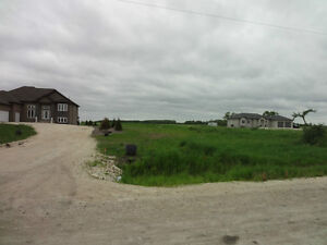 South Charleswood 2.5 acre lot for sale.