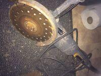Titan disc cutter/angle grinder 240v