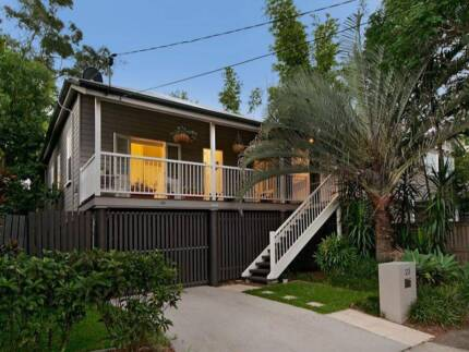 Large, 3-Bedroom, Newly Renovated Queenslander in Paddington Paddington Brisbane North West Preview