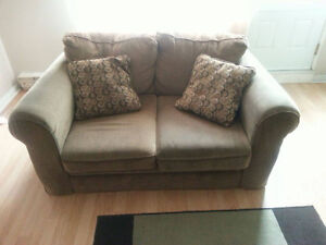 GREAT DEAL: 2 fauteuils bruns / 2 brown couches Gatineau Ottawa / Gatineau Area image 1