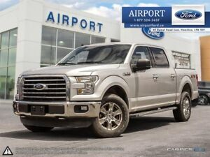 2015 Ford F-150 4WD XLT XTR with only 90,391 kms