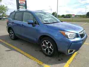 2015 Subaru Forester XT w/ EYESIGHT