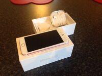 Iphone 6s Rose Gold 16GB apple warranty