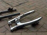 Pit bike swingarms