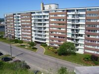 +1100 sq ft - $1045 month incl Heat/Hot Water - Balcony !