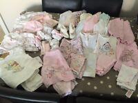 3-6 month baby girls bundle