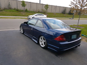2001 honda civic 5 speed