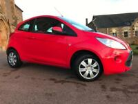 *12 MONTHS WARRANTY*2010(10)FORD KA 1.2 STYLE 3DR WITH ONLY 56K*