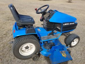 2001 New Holland LS55 Lawn Tractor