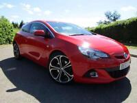 2013 Vauxhall Astra GTC 2.0 CDTi 16V VXR STYLE Bi Turbo 195 TURBO DIESEL 3Dr ...