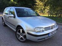 Vw golf 1.6 sport auto 1.6 fully loaded