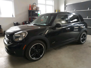 Mini Cooper Countryman S All4