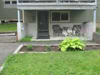 2 BR Duplex available -  includes Utilities/Cable/Wifi
