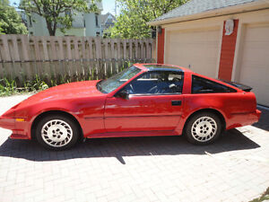 Nissan 300ZX Turbo Two Seater