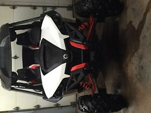 Can Am Maverick Xds