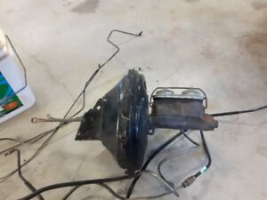 1968 Chevelle/Beaumont front and rear brake parts complete
