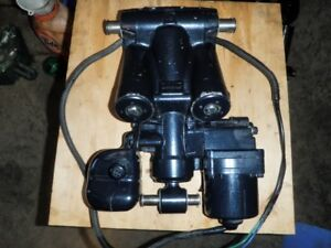 New and Used Outboard Motor Parts