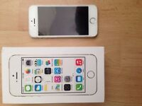 Faulty iPhone 5s 16GB Gold EE