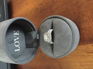 Vera Wang Engagement Ring
