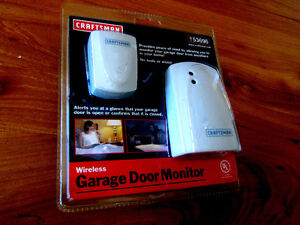 Craftsman Wireless Garage Door Monitor – NEW & UNOPENED