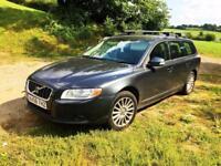 2008 58 REG Volvo V70 2.4 D5 ( 185ps ) Geartronic SE 125K NEW SHAPE NON RUNNER