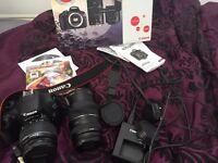 Canon EOS 1200D Digital SLR Camera with EF-S 18-55 mm f/3.5-5.6 lll lens