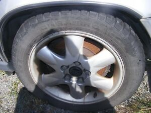 WINTER TIRES 4 Champiro Ice Radials plus Spare