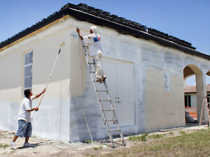 EXTERIORS 50% off Budget Painting