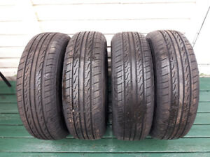 Headway P185/65R 15 all season tires.