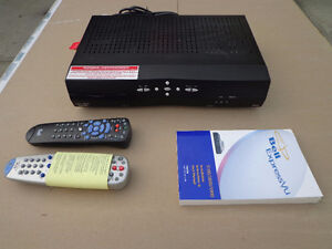 Bell Express View Satellite Receiver and Dish (Cabin Special)