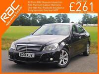 2011 Mercedes-Benz C Class C180 SE Edition 125 Blue Efficiency 7G Tronic Auto Sa