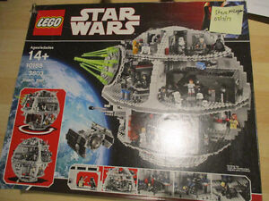 10188 Death Star $450.00 Used