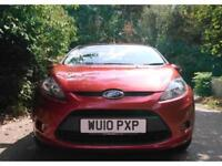 Ford Fiesta 1.4 auto 2009MY Edge