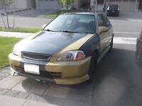1996 Honda Civic Hatchback Auto ek
