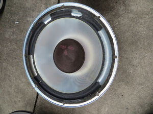 VARIOUS WOOFERS FOR RE-FOAMING Kitchener / Waterloo Kitchener Area image 8