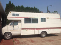 1977 Dodge Empress Motorhome