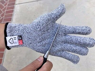 Cut Proof Resistant Level 5 Gloves Hand Protected Ceen388 Certified Warehouse