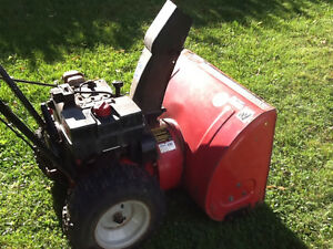 10 HP SNOWBLOWER MTD