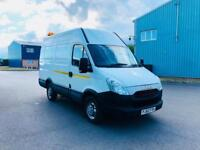 IVECO DAILY 2.3 35S11 2013(62)REG**HIGH ROOF**VERY WELL MAINTAINED**