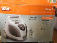 Vax home pro steam cleaner 50% off