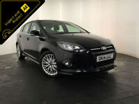 2014 FORD FOCUS ZETEC S TDCI 1 OWNER SERVICE HISTORY FINANCE PX WELCOME
