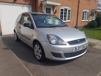 2007 FORD FIESTA 1.2 STYLE FULL LPG CONVERSION WITH ALL PAPERS