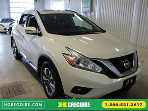 2016 Nissan Murano SV AWD (Mags-Toit Double-Caméra-Bluetooth)