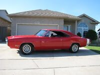 Beautiful 1970 Dodge Charger RT 440 Six Pack.